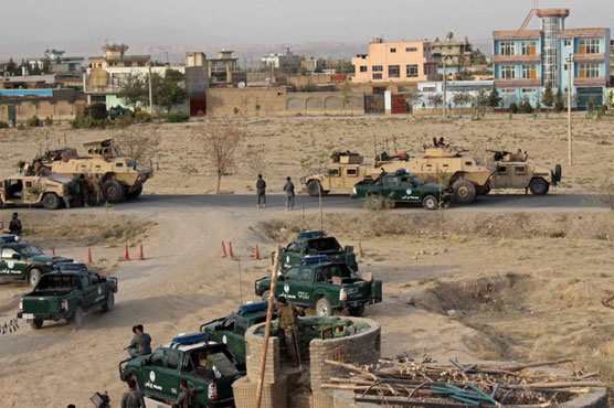 Taliban closing in on key city in the south