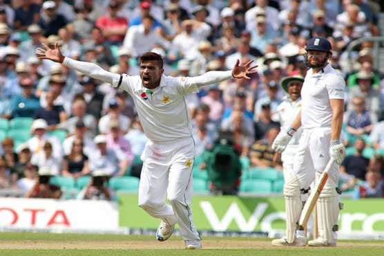 Pakistan 400 all out in third England Test, lead by 103