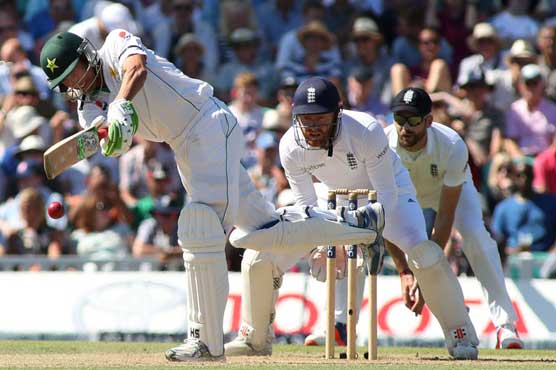 England vs Pakistan: Tourists win fourth test by 10 wickets