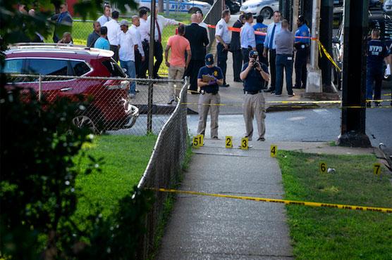 New York police hunt for gunman in Muslim cleric's killing