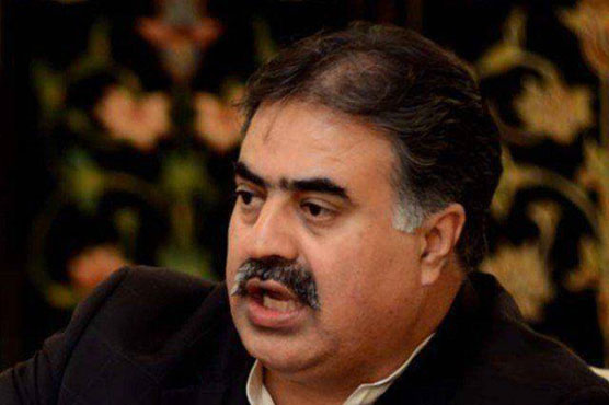 Won't forgive those who betray country for money: Zehri