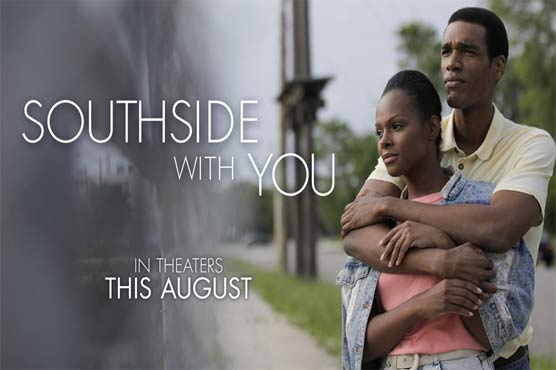 Obamas' first date inspires romantic movie 'Southside with You'