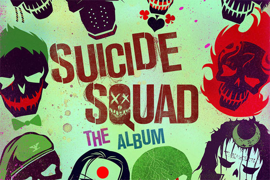 'Suicide Squad' soundtrack scores second week atop Billboard chart