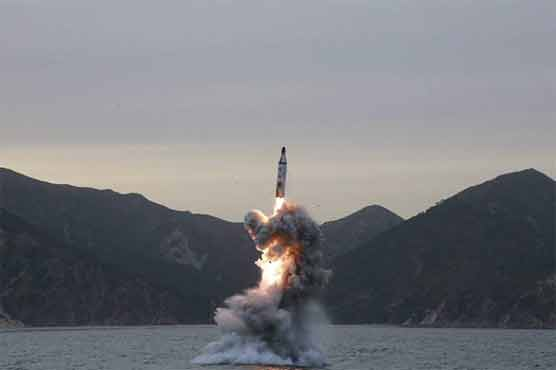 North Korean Submarine Launch Shows Progress