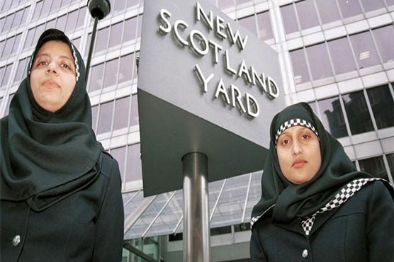 Scottish police become latest in Britain to allow hijab