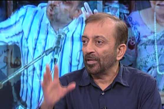 Would not take dictation, decisions would not be ratified from London: Farooq Sattar