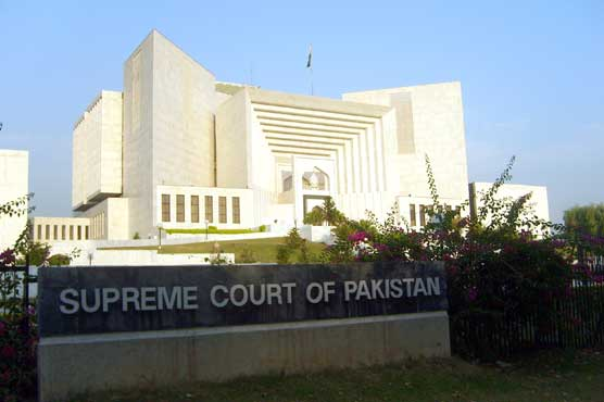 Pakistan top court upholds military court-imposed death sentences of 16 civilians