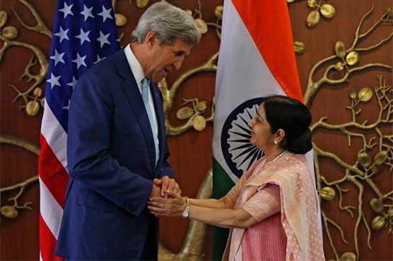 Monsoon rains, terrorism ad lib snag Kerry in South Asia