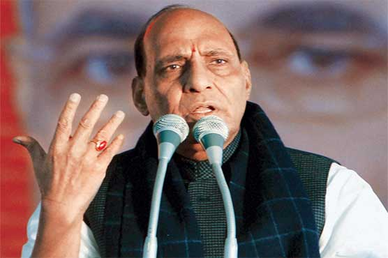 Pakistan should understand terrorism is not the weapon of brave: Rajnath Singh
