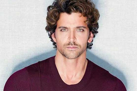 Hrithik makes it to top 3 in world's most handsome men