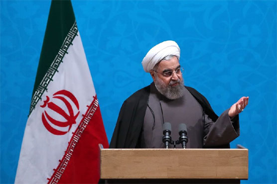 Iran's President Urges Response to Nuclear Deal Violation