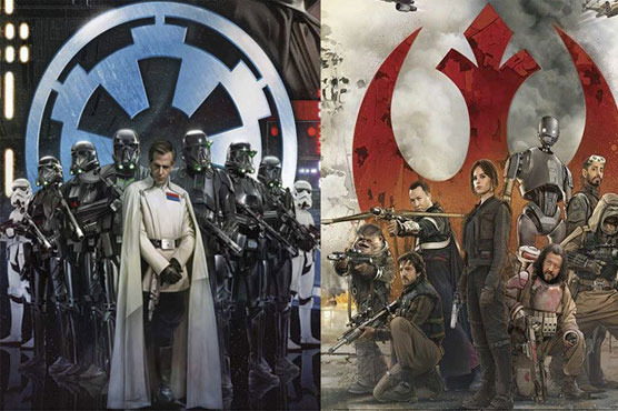 'Rogue One' offers lens into high-stakes 'Star Wars' rebel mission