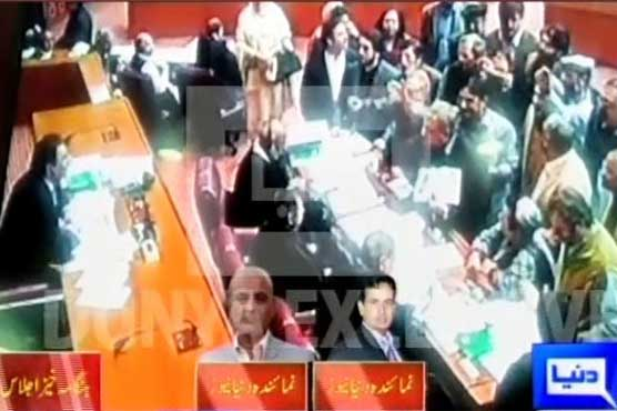 PTI announces to end Parliament sessions boycott