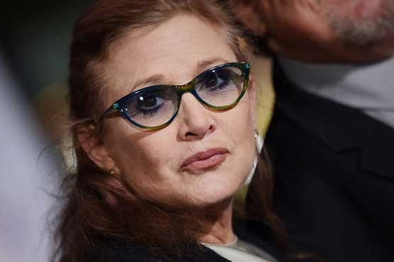 Star Wars actress Fisher fights for life after heart attack