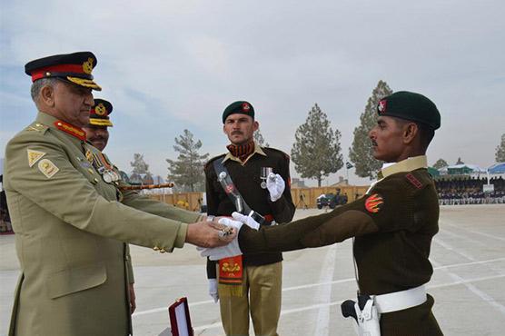 Enemies trying to hinder Balochistan's progress: COAS