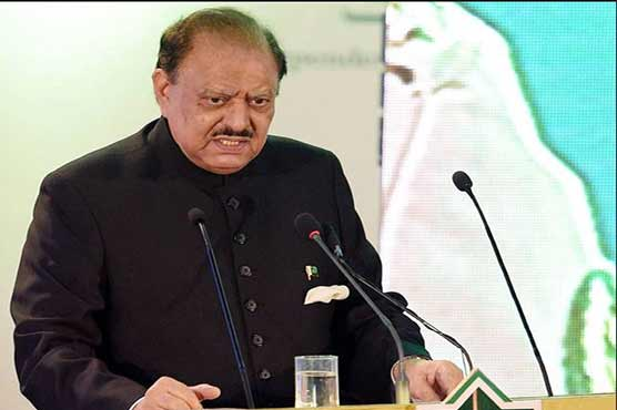 President assures no province will be deprived of benefits in CPEC