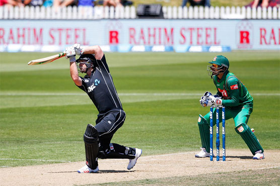 Bangladesh wicketkeeper Mushfiqur out of New Zealand ODI series
