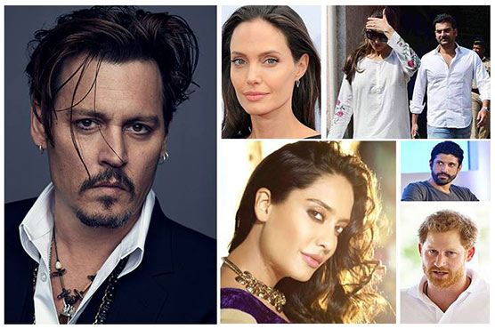 Celebs in 2016: The link-ups and heartbreaks