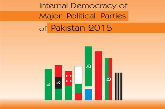 PILDAT report reveals how democratic Pakistan's political parties ...