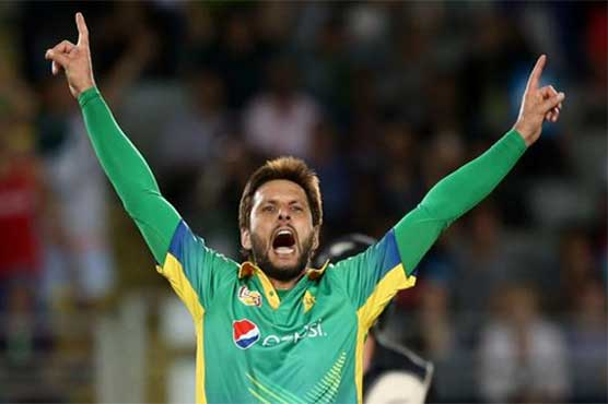 'Under pressure' not to retire after World T20, says Afridi