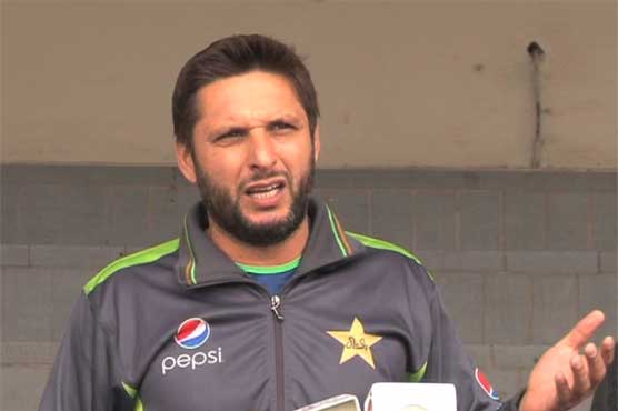 Asia cup, World T20 crucial than retirement: Afridi