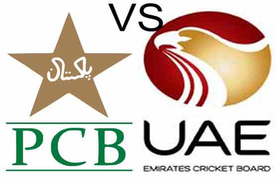 Anwar, Javed push UAE to 129 against Sloppy Pakistan
