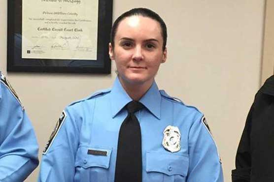 Virginia officer fatally shot day after swearing