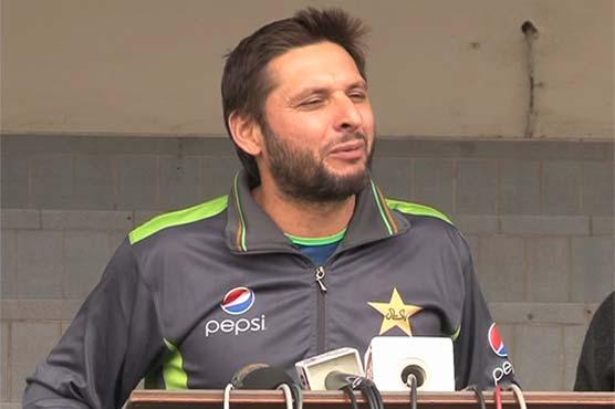 Shahid Afridi gets furious over 'captaincy failure' question
