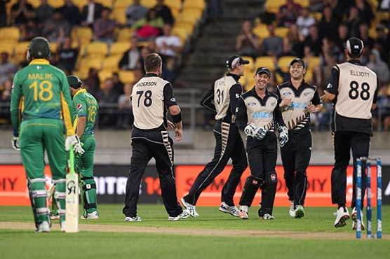 New Zealand defeat Pakistan by 95 runs to win T20 series