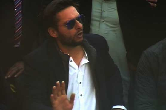 Afridi storms out of press conference on question over poor T20I performance against Kiwis