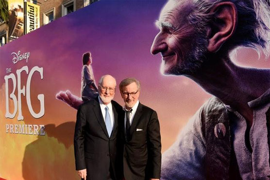 Spielberg takes on daunting challenge to bring 'The BFG' to life