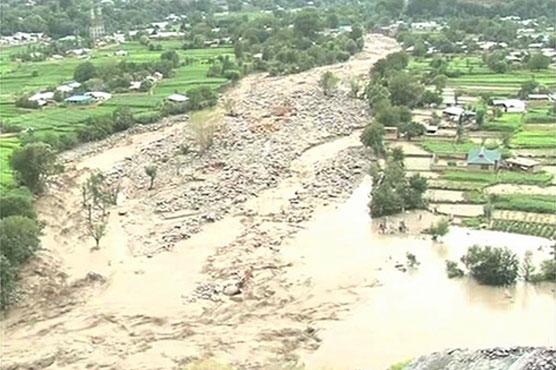 Flood hits mosque in Pakistan, dozens feared dead