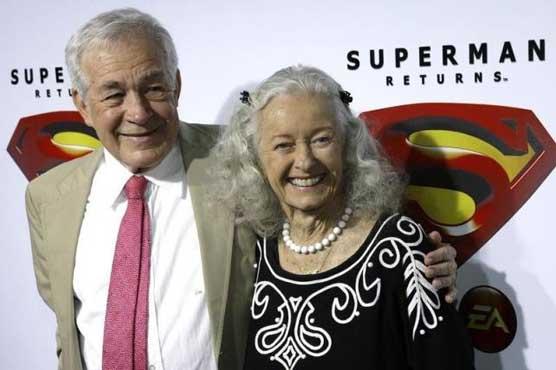 Noel Neill, Lois Lane in 'Superman' TV series, dies at 95