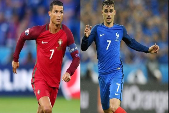 France seeks healing final victory vs underachiever Portugal