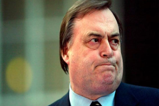 Former UK deputy PM Prescott says now believes Iraq invasion illegal