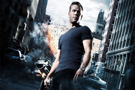 Actor Damon promises plenty of action in 'Jason Bourne' movie