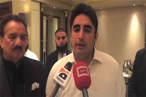 Harassing candidates prior to elections has been a habit of PML-N: Bilawal