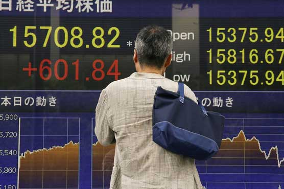 Japan leads Asian stock markets higher on stimulus hope