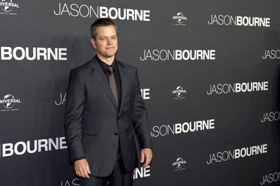Matt Damon returns as former CIA assassin in latest 'Bourne' film