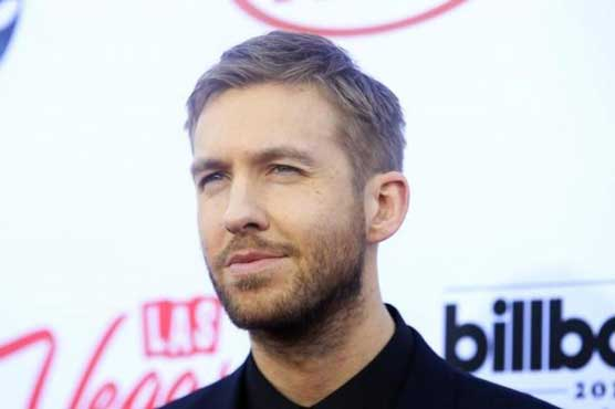 Calvin Harris takes to social media to criticize Taylor Swift