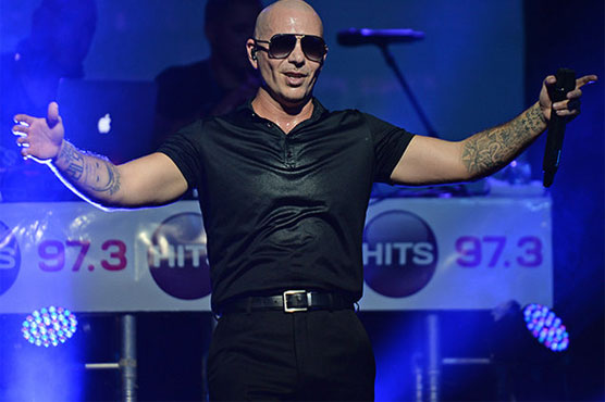 Pitbull says he is not supporting Trump