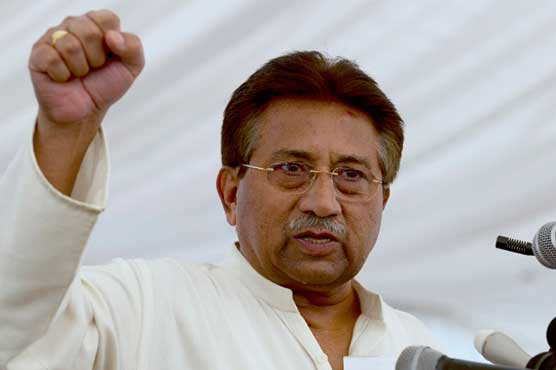 Pakistani court orders confiscation of Musharraf's assets