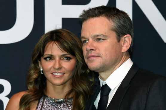 Bourne-again Matt Damon returns as spy of few words