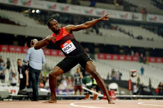 Athletics: Bolt eases to victory, Harrison hurdles to glory