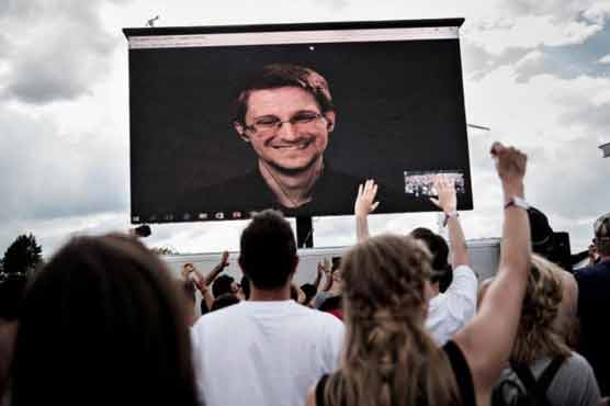 Edward Snowden talks film debut and dramatizing his life in 'Snowden'