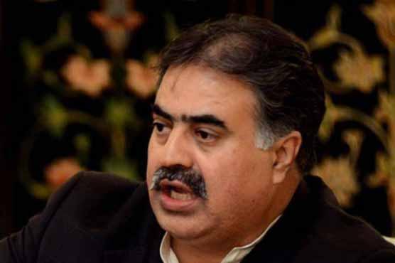 Sanaullah Zehri meets Hassan Nawaz, inquires about PM's health