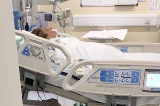 PM Nawaz shifted to room from ICU: Maryam Nawaz