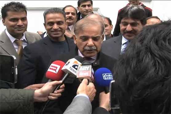 Doctors satisfied with PM Nawaz's recovery: Shehbaz