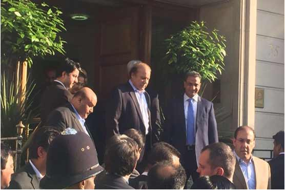 London: PM Nawaz discharged from hospital