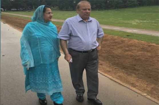 PM takes a walk in Hyde Park with First Lady